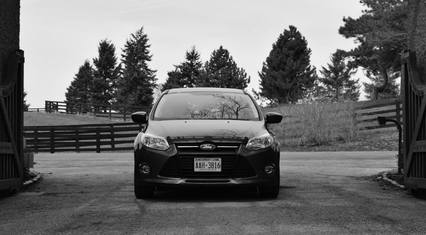 Main photo of Eric Fleming's 2012 Ford Focus