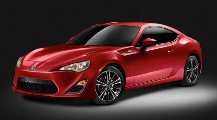 Main photo of Jake Wise's 2013 Scion FR-S