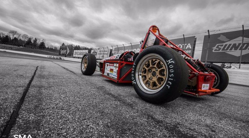 Main photo of Austin Bartz's 2014 Mozee Motorsports MP-38