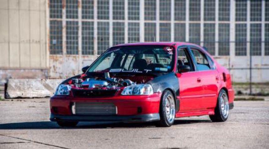 Main photo of AJ Torres's 1997 Honda Civic