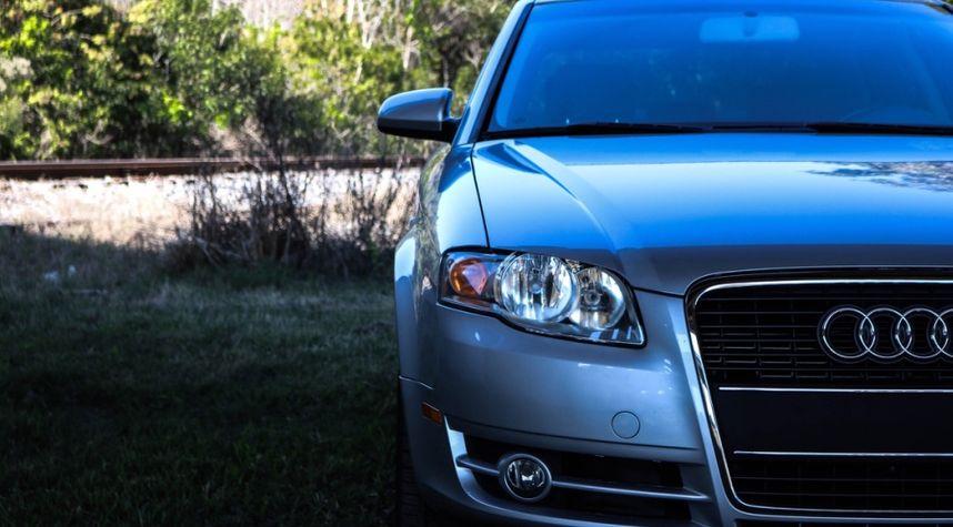 Main photo of Joey Osmani's 2007 Audi A4
