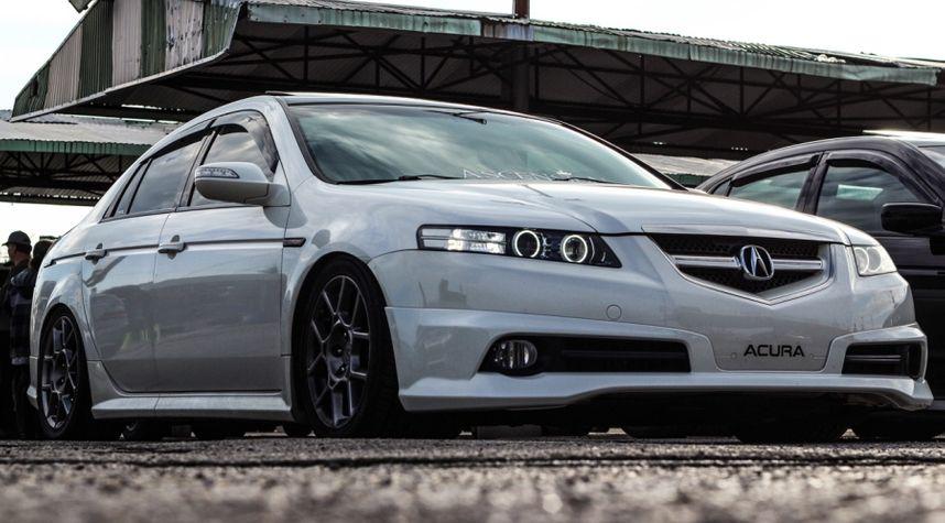 Main photo of Jimmy Tu's 2008 Acura TL