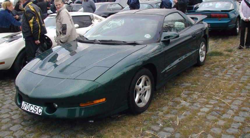Main photo of Chris St Clair's 1995 Pontiac Firebird