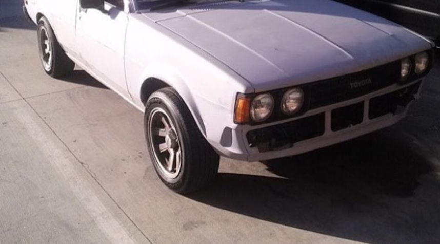 Main photo of Taylor Prewitt's 1980 Toyota Corolla