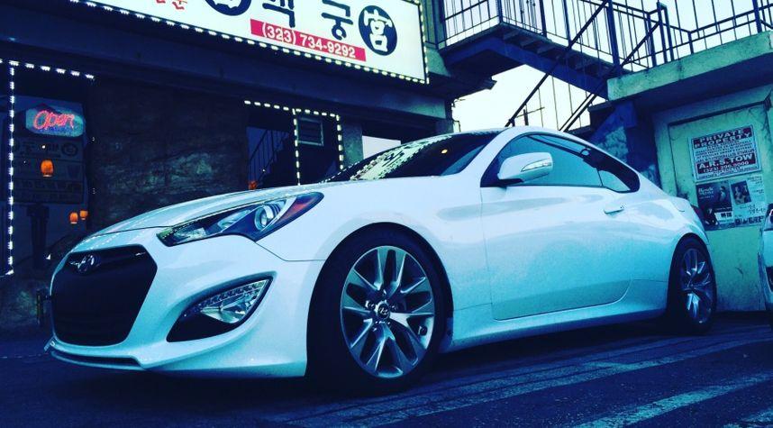 Main photo of Benjamin Fink's 2014 Hyundai Genesis Coupe