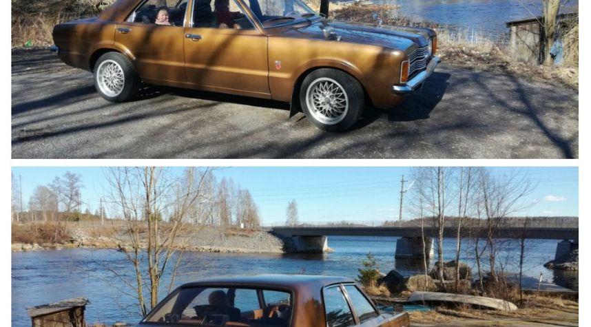 Main photo of Joni Kanerva's 1972 Ford Taunus