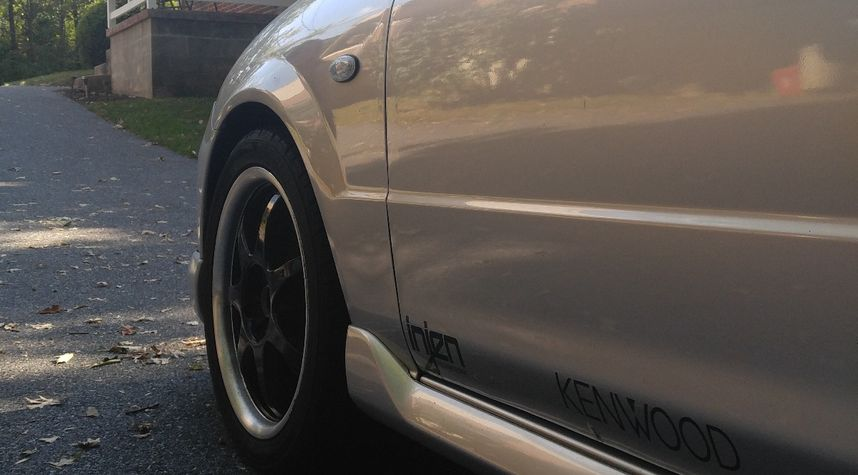 Main photo of Devin Keith's 2003 Mazda Mazdaspeed Protege