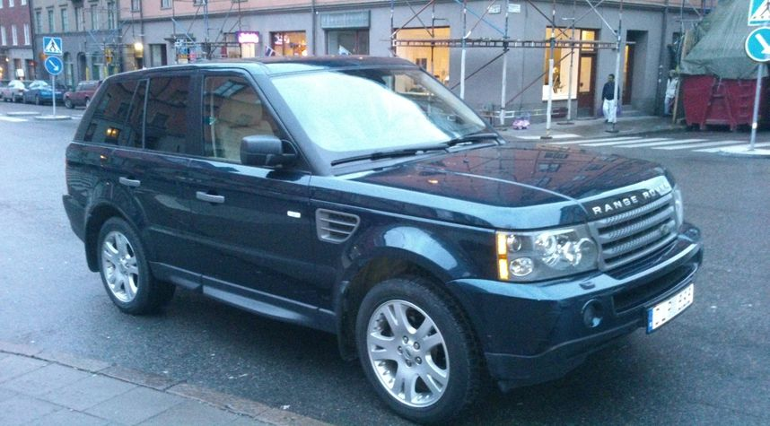 Main photo of Dan Backman's 2006 Land Rover Range Rover Sport