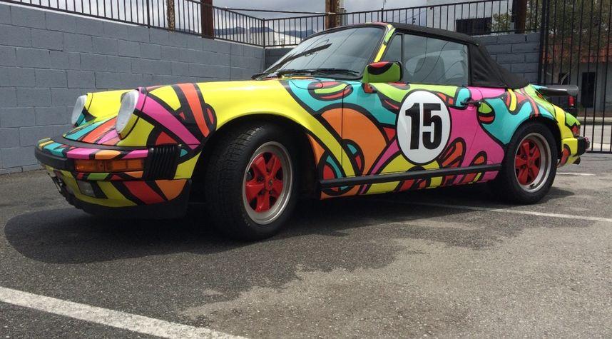 Main photo of Graham Werle's 1988 Porsche 911