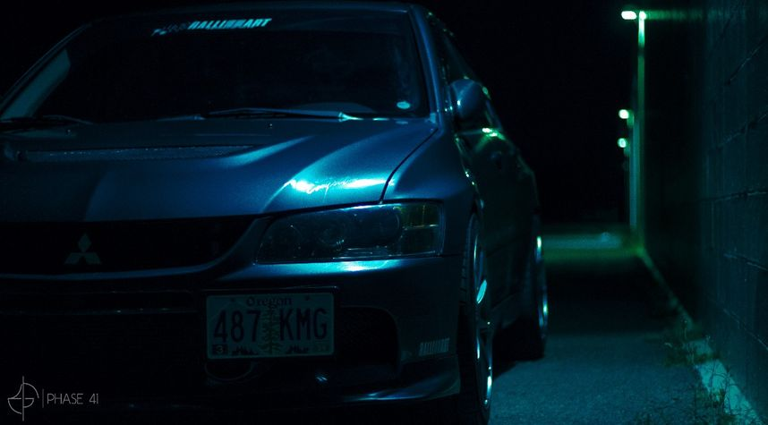 Main photo of Nate Wolfe's 2006 Mitsubishi Lancer Evolution