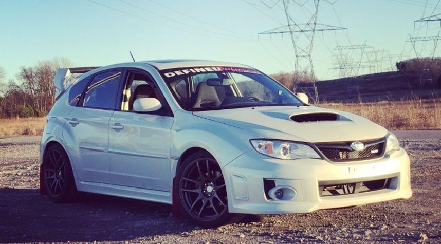 Main photo of Stan Montgomery's 2014 Subaru Impreza WRX