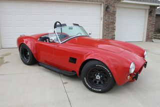 homepage tile photo for My Factory Five is basically a car, minus final bodywork. I'm...