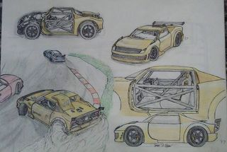 homepage tile photo for Unnamed Concept Car