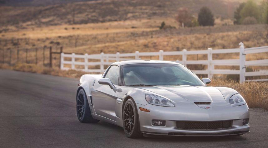 Main photo of Steve Nicolai's 2006 Chevrolet Corvette