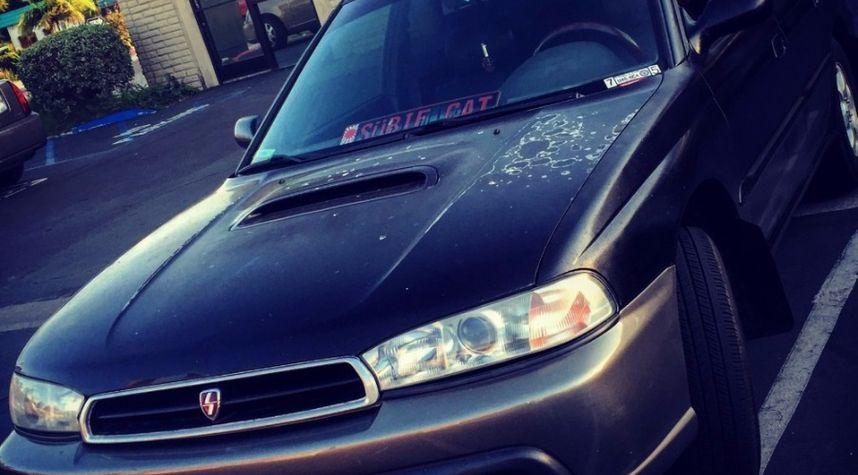 Main photo of Joseph Martinez's 1996 Subaru Legacy