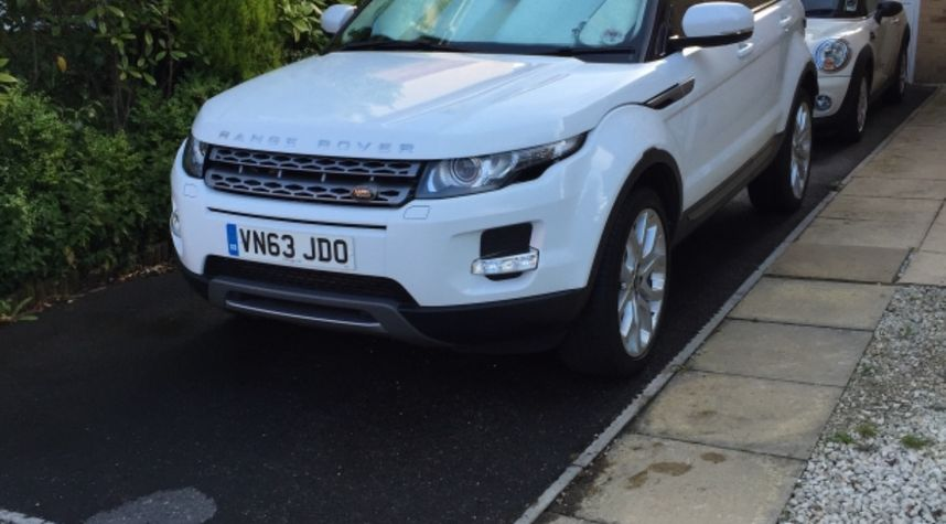 Main photo of ANDREW  Fuell 's 2013 Land Rover Range Rover Evoque