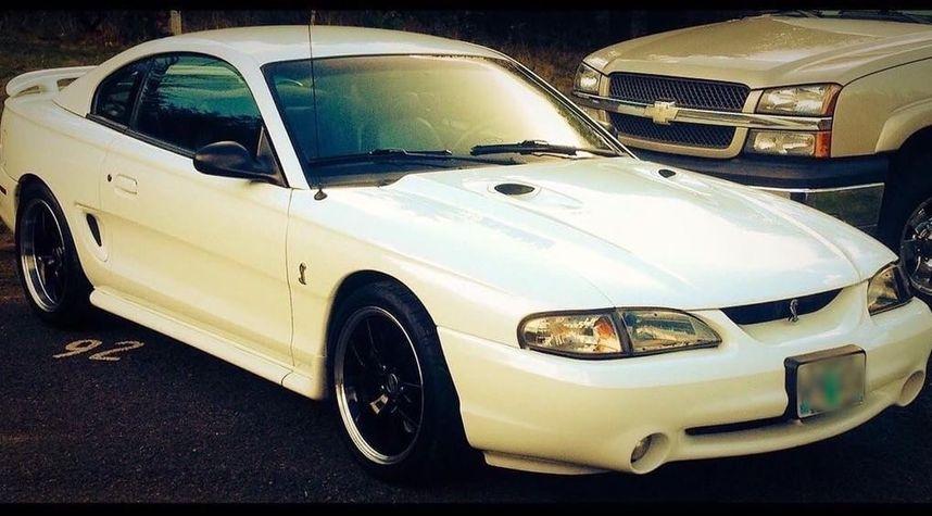 Main photo of Daniel Teater's 1998 Ford Mustang SVT Cobra