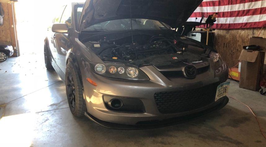 Main photo of David Boucher's 2006 Mazda MAZDASPEED MAZDA6