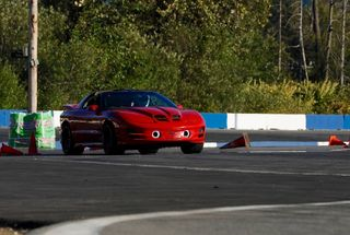homepage tile photo for Autocross!