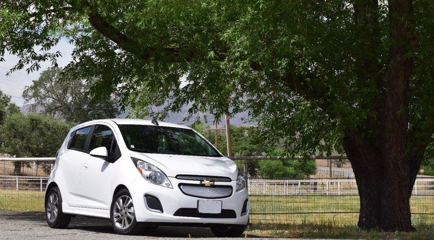 Main photo of Brandon Wood's 2015 Chevrolet Spark EV
