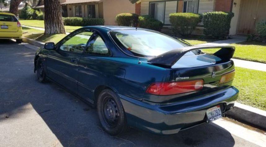 Main photo of Matthew Noon's 1998 Acura Integra