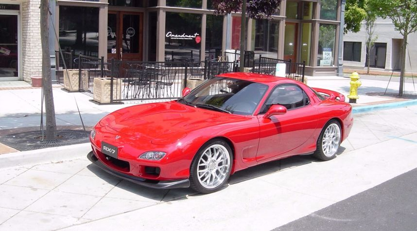 Main photo of Hiram Petty's 1993 Mazda RX-7