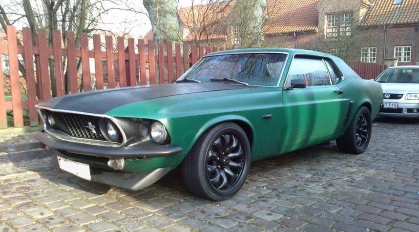 Main photo of Martin Romeo Brinkaa's 1969 Ford Mustang