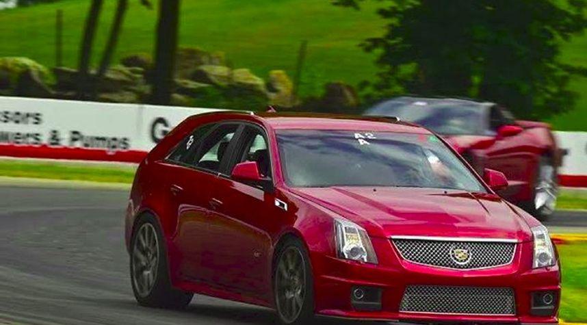 Main photo of Rich Medina's 2011 Cadillac CTS-V Wagon