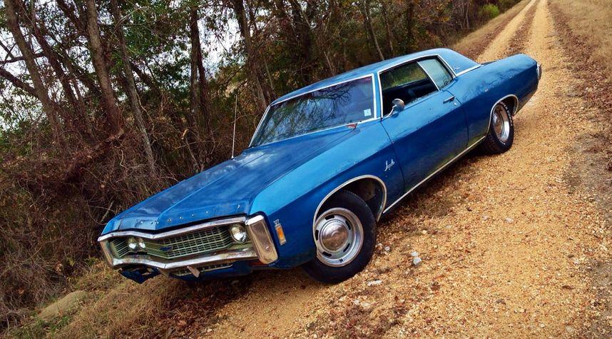 Main photo of Dallas Moss's 1969 Chevrolet Impala