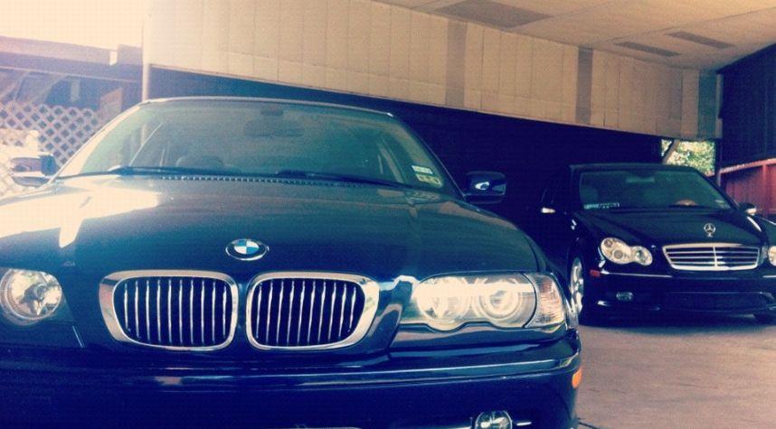 Main photo of Michael Azari's 2001 BMW 3 Series