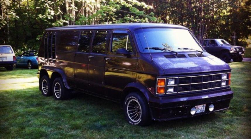 Main photo of Hunter Stone's 1979 Dodge Van
