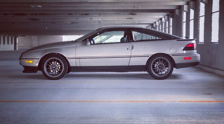 Main photo of Nick Varjabedian's 1989 Ford Probe