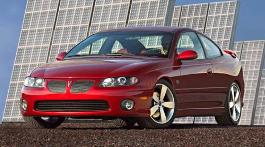 Main photo of Keelin Shook's 2004 Pontiac GTO