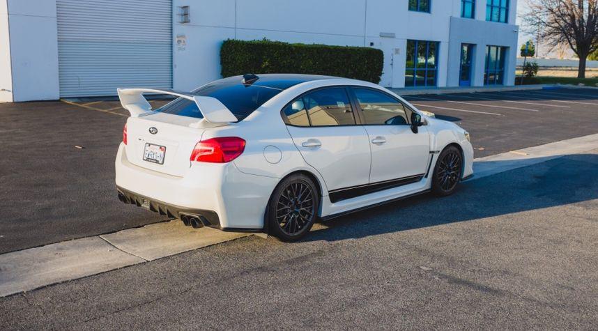 Main photo of Matthew Maranan's 2015 Subaru WRX