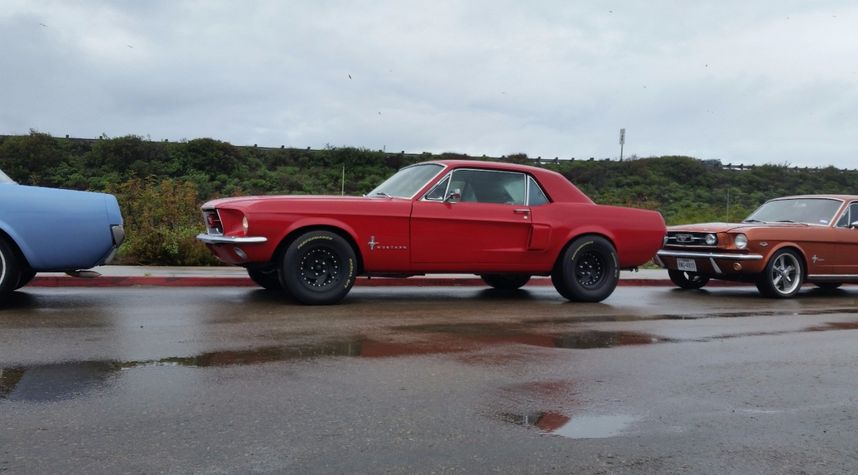 Main photo of Arnoldas Giedraitis's 1967 Ford Mustang