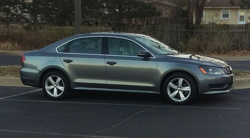 Main photo of Ross Richards's 2015 Volkswagen Passat