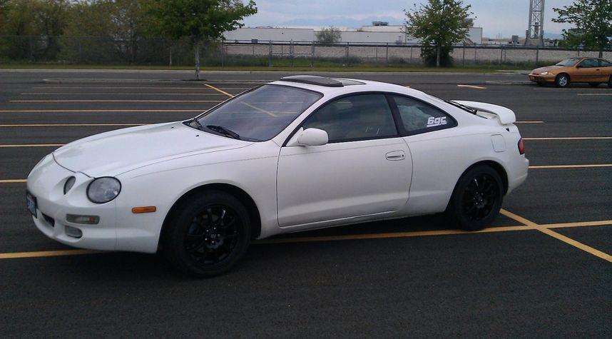 Main photo of Samuel Heiner's 1999 Toyota Celica