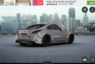 """homepage tile photo for Project """"Jasmine"""" rough idea of what I want my Z to look like"""