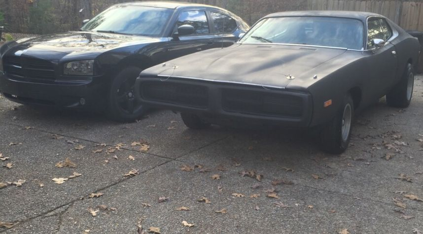 Main photo of Jace Lashley's 1973 Dodge Charger