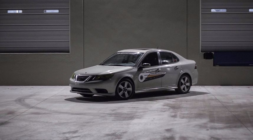 Main photo of Jacob Foster's 2008 Saab 9-3