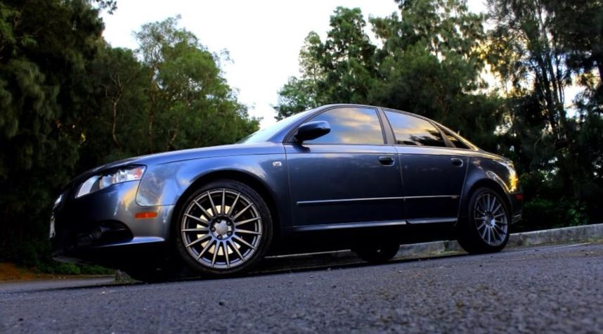 Main photo of Troy Gabrielsen's 2007 Audi A4