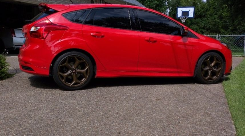 Main photo of Bill Stebbins's 2013 Ford Focus ST