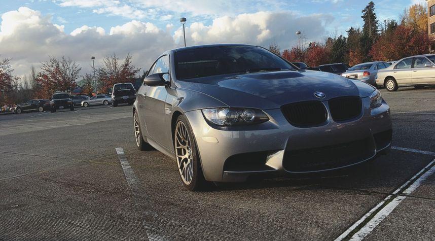 Main photo of Jordan Minga's 2011 BMW M3