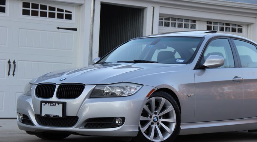 Main photo of Christian Barham's 2011 BMW 3 Series
