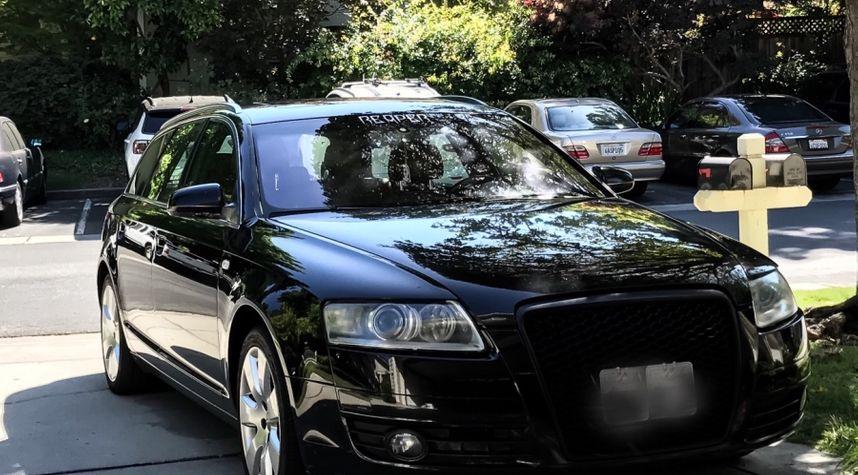 Main photo of Jonathan Goff's 2006 Audi A6