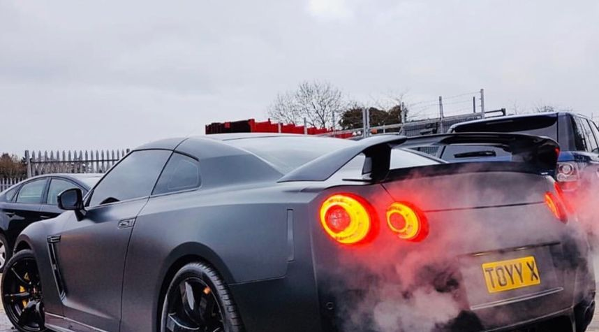 Main photo of Razza Staley's 2013 Nissan GT-R
