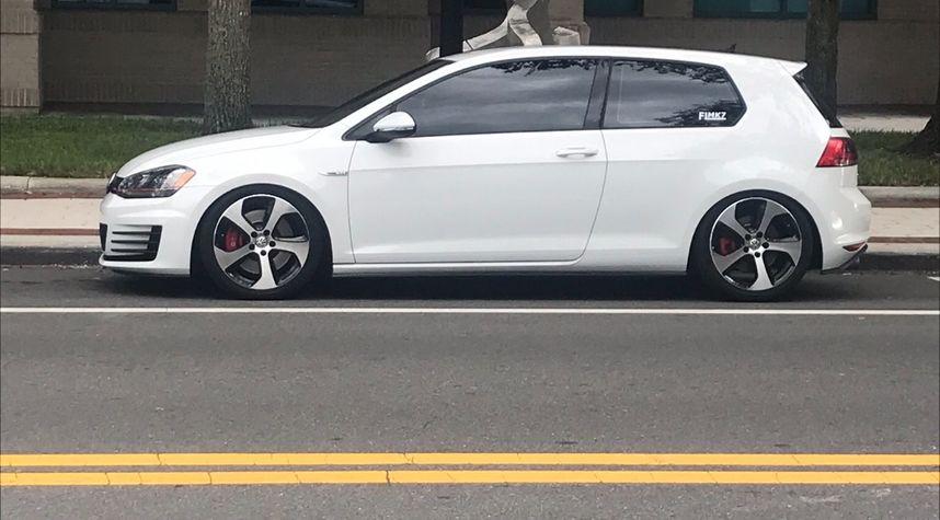 Main photo of Hubby Blackwood's 2015 Volkswagen Golf GTI