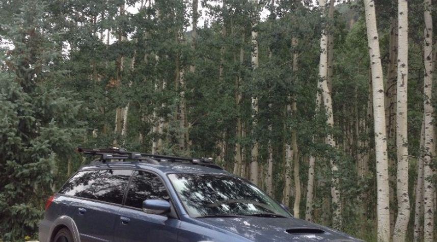 Main photo of Brian Fanshel's 2005 Subaru Outback
