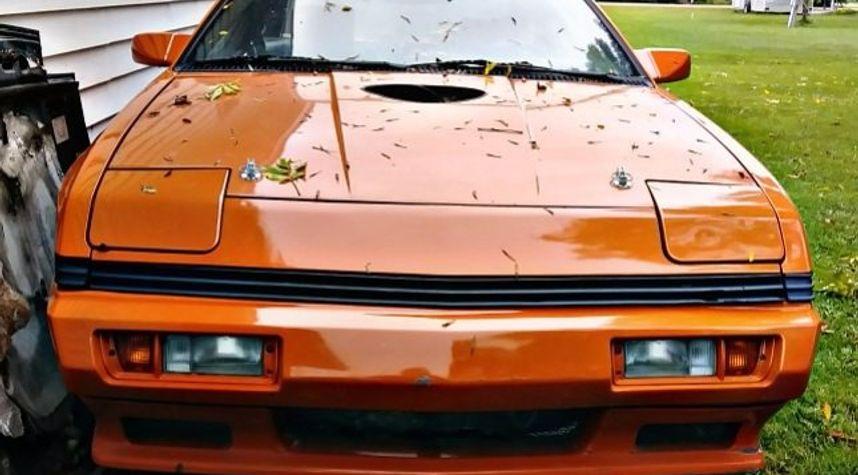 Main photo of Masen Jensen's 1988 Mitsubishi Starion