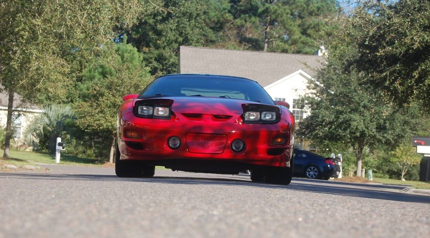 Main photo of Mason Floyd's 1998 Pontiac Firebird